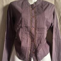 Used Implicate Woman Blouse Malva Size Eu 38 in Dubai, UAE