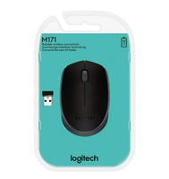 Used Logitech M171 Wireless Mouse, 2.4 GHz wi in Dubai, UAE