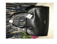 Used ALDO brand new handbags blackb& grey in Dubai, UAE