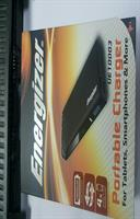 Used Energizer  powerbank  4times  mobile can full charge in Dubai, UAE