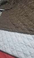 Used Reversible Wateproof sofa/couch cover in Dubai, UAE