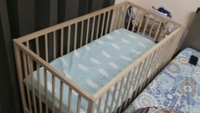 Used Baby Crib lkea in Dubai, UAE