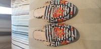 Used Aldo floral summer shoes - size 38 in Dubai, UAE