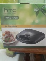 Used Htc grill and Htc iron in Dubai, UAE