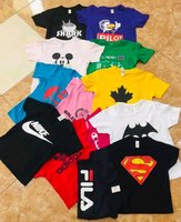 Used Kids t-shirts assorted brands in Dubai, UAE