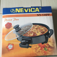 Used Nevica Electric Pizza Pan. Brand new unused.Box packed in Dubai, UAE
