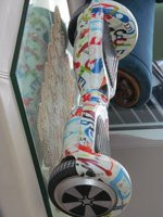 Used Hoverboard for sale 10 km for hor in Dubai, UAE