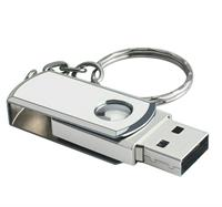 High Quality Stainless Steel Waterproof USB Flash Drive 8GB Pen Drive USB Stick Memory Stick