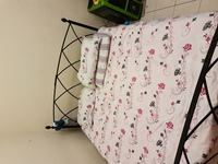 Used queen size bed with mattresses in Dubai, UAE
