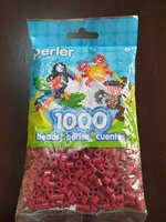 Used Perler beads dark red in Dubai, UAE
