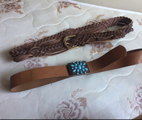 2 Belts From Accessories