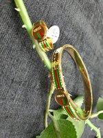 Bangle with ring BL-102
