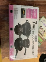 Used Cookware set for testy meal in Dubai, UAE