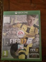 Used Fifa 17 for xbox one in Dubai, UAE