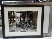 Used Original Photo Print on Frame in Dubai, UAE