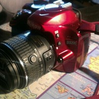 Used D3200  + 18-55mm + Carte Sd 8go in Dubai, UAE
