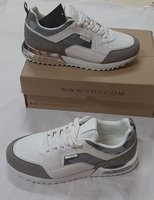 Used VO7 Spurs White Sneakers, 40 ! in Dubai, UAE