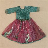 Party Dress For 1 To 2 Year Old