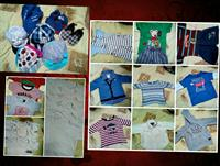 Throw Away Price!!Used Clothes From 6mons-12mons Boy👦