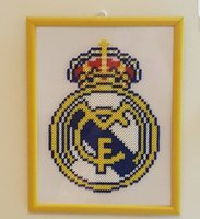 Real Madrid Portrait