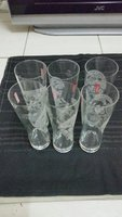 Used 6 PCs Toronto BeerGlass With box in Dubai, UAE