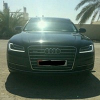 Used Audi A8L 6 سلندر in Dubai, UAE