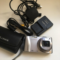 Used Panasonic LUMIX 16x HD digital camera  in Dubai, UAE