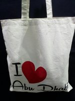 I Love Abu dhabi Bag - Ladies - New