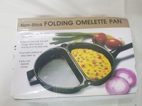 Used Folding omelette pans  x3 in Dubai, UAE