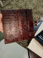 Used 20 pcs pure leather wallet Made in Usa in Dubai, UAE