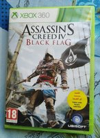Used Assassin's Creed IV Black Flag (Xbox360) in Dubai, UAE