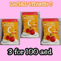 Used LACHEL VITAMIN C 3 FOR 135 in Dubai, UAE
