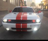 Used Dodge Challenger In Good Condition , Only Serious Buyers Whatsapp Or Call On 50717506 in Dubai, UAE