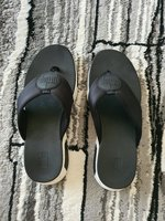 Used Fitflop slipper for women size 6 in Dubai, UAE