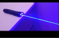 Blue laser ( burns )