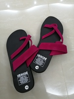 Used Slippers new size 40 in Dubai, UAE