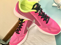 Used Authentic Nike women shoes size 37 in Dubai, UAE