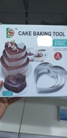 3pcs set cake baking tool