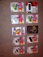 Used 10 pcs 4gb usb brand new packed in Dubai, UAE