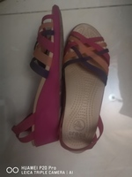 Used Crocs Multi Sandal shoes w9 in Dubai, UAE