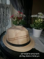 Used SUMMER HATS RAFFIA STRAW FIXED PRICE in Dubai, UAE