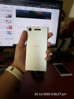 Used SONY XZ1 ORIGINAL PHONE  Now ONE in Dubai, UAE