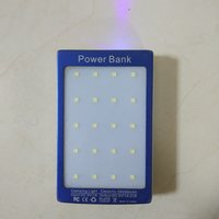 Used Solar power bank 20000mAh with toch in Dubai, UAE