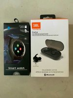 Used Bundle offer smart watch with jbl earbud in Dubai, UAE