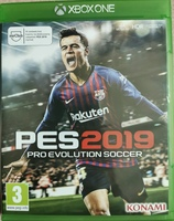 Used PES 2019 XBOX ONE GAME in Dubai, UAE