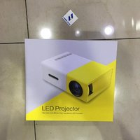 Used Mini Portable Projector with USB/SD/AV/H in Dubai, UAE