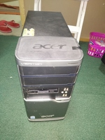 Used Acer dual core cpu windows xp. in Dubai, UAE