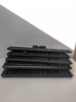 Used Hp branded keyboard 5 pc in Dubai, UAE