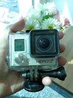 Used Gopro hero 3+ silver in Dubai, UAE