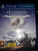 Used Ps4 Game HORIZON ZERO DAWN in Dubai, UAE